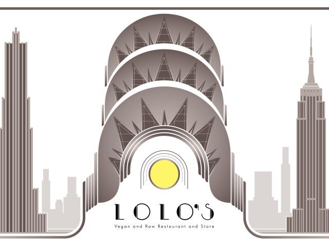 New York Skyline for Lolo's