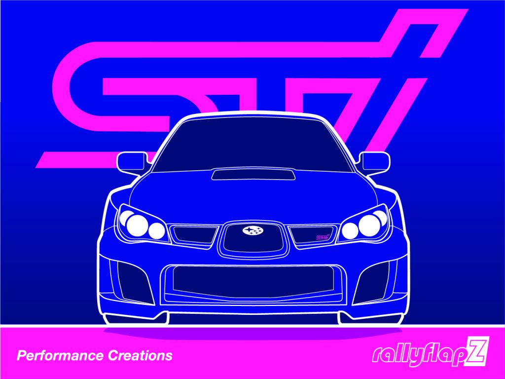 Subaru STI T shirt