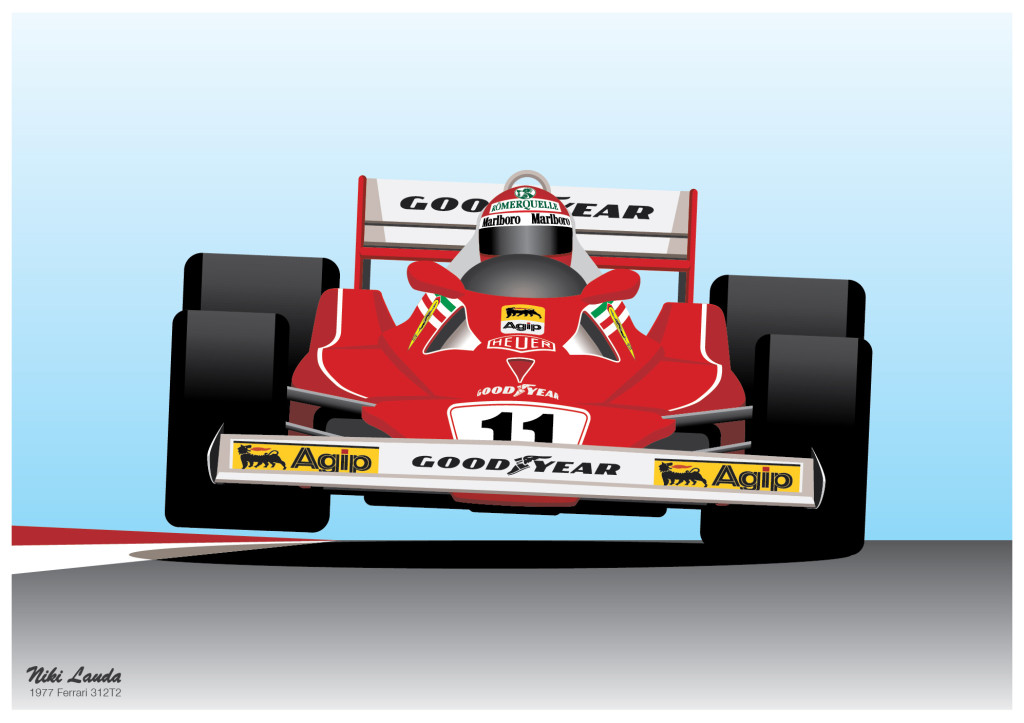 Ayrton Senns McLaren MP4 Background