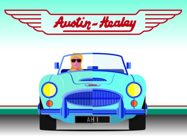 Classic Austin Healey