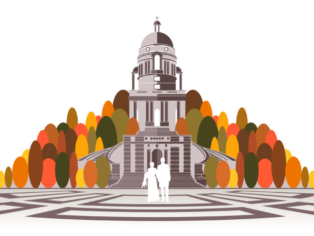 Autumnal Ashton Memorial
