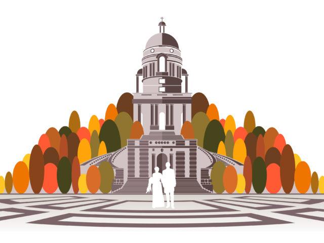 Autumnal Ashton Memorial